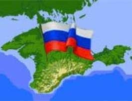 присоединение Крыма к Росси