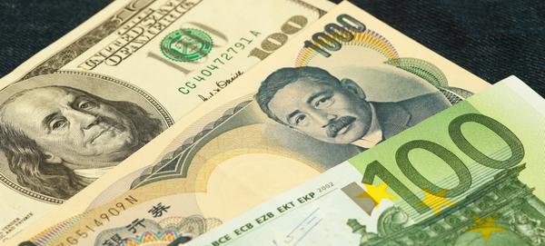 Начало активной торговли валютных пар