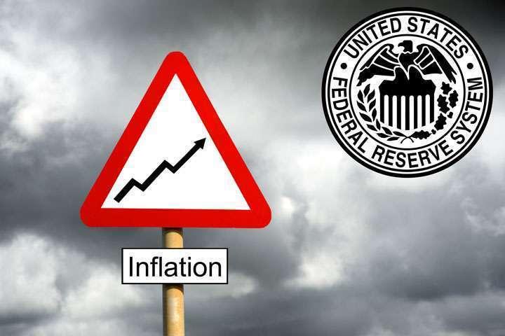 ФРС сильно взволнована высоким уровнем инфляции (из протокола заседания)