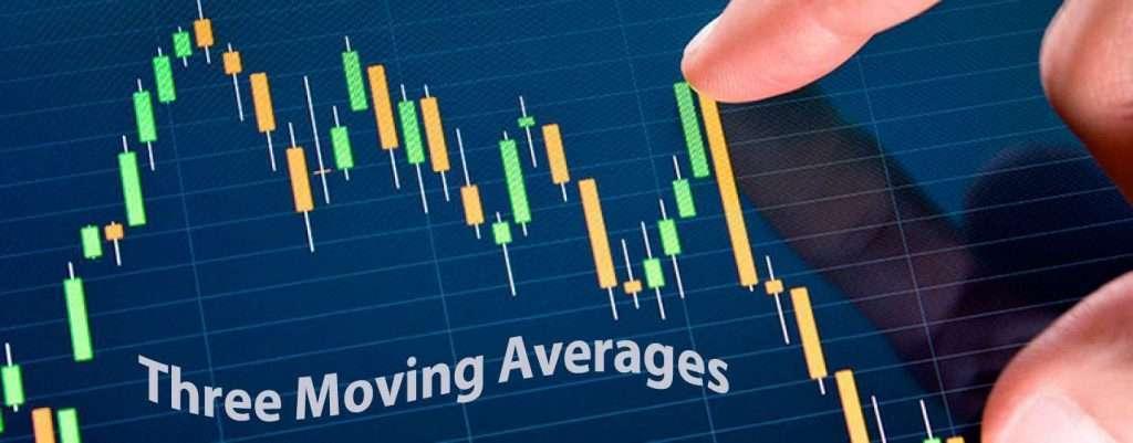 Three Moving Averages