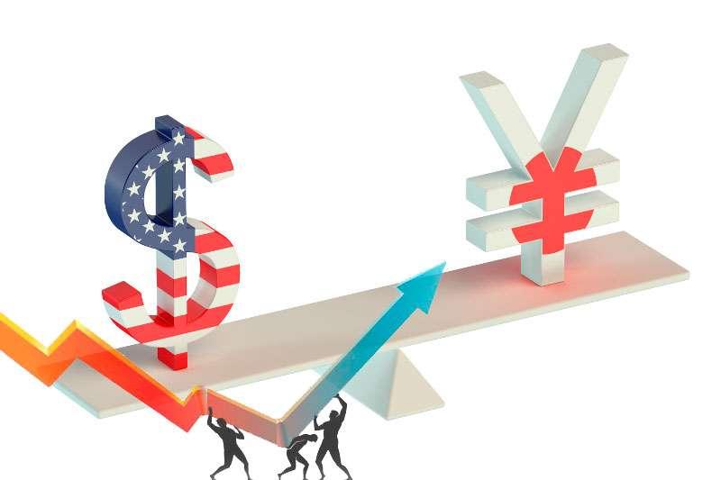 Котировка USD/JPY начала падение из-за возникшей геополитической напряженности