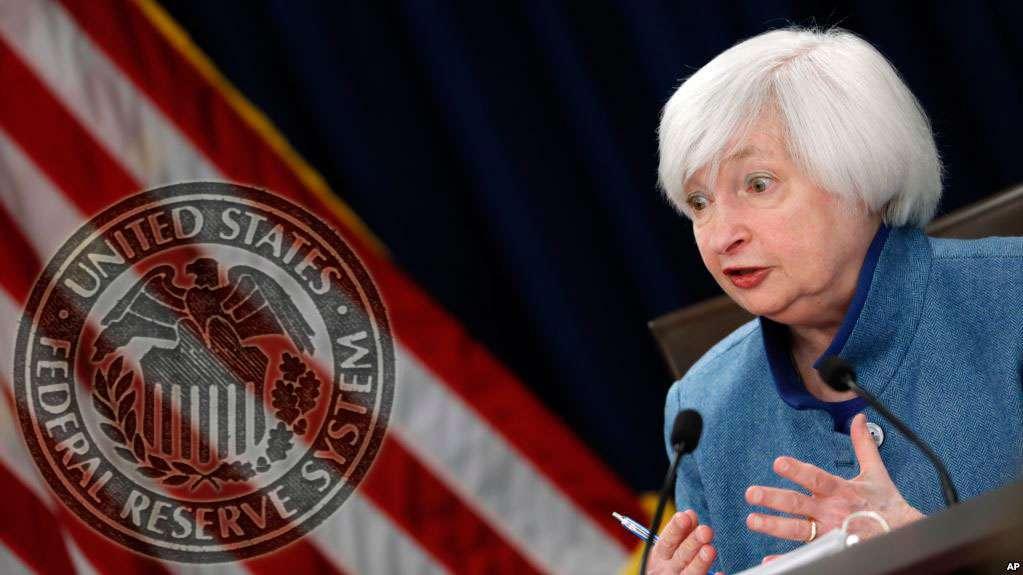 По словам главы ФРС, они в любом случае будут повышать ставку, даже несмотря на низкий уровень инфляции