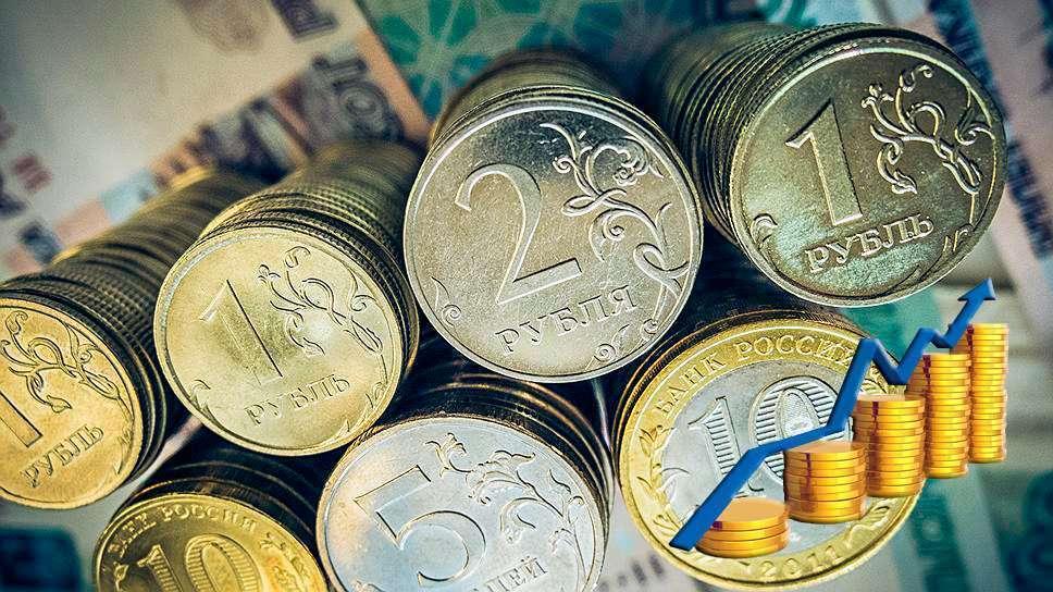 Рубль – положительная динамика