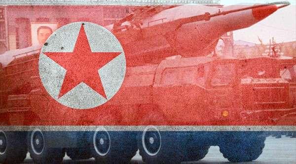 КНДР проводит подготовку по запуску баллистических ракет с ядерным зарядом