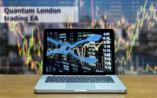 Подопытный робот Quantum London trading EA