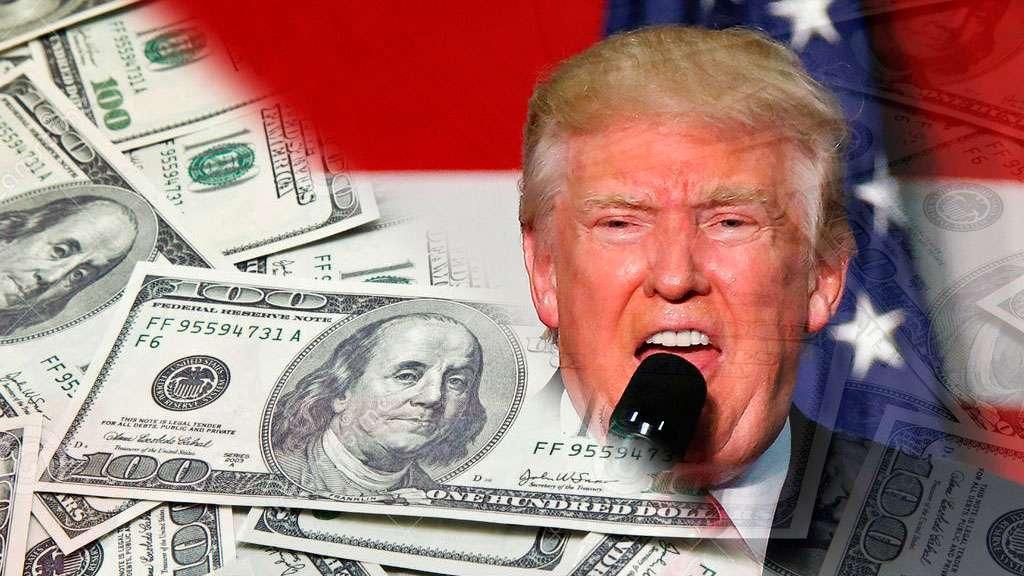 Инвесторы верят в налоговые реформы Трампа и стимулируют доллар