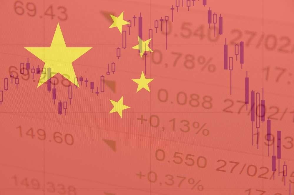 Китайская торговля закрылась в положительной динамике, но акции Гонконга остались в минусе
