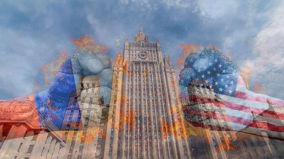 Очередная враждебная акция США