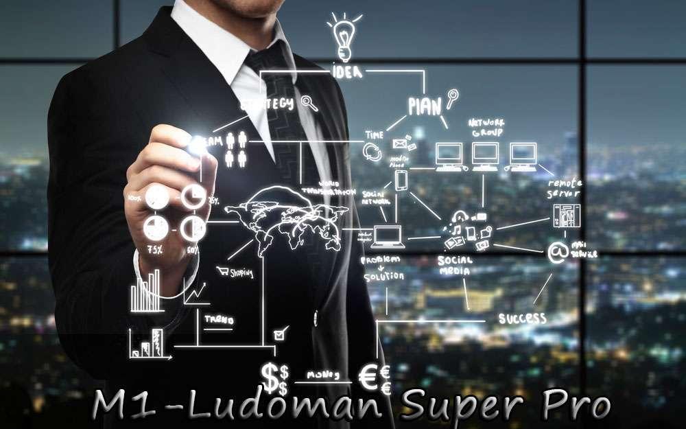 Торговая стратегия M1-Ludoman Super Pro для анализа валютного рынка