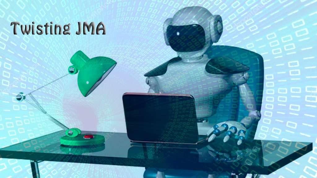 Twisting JMA: особенности системы
