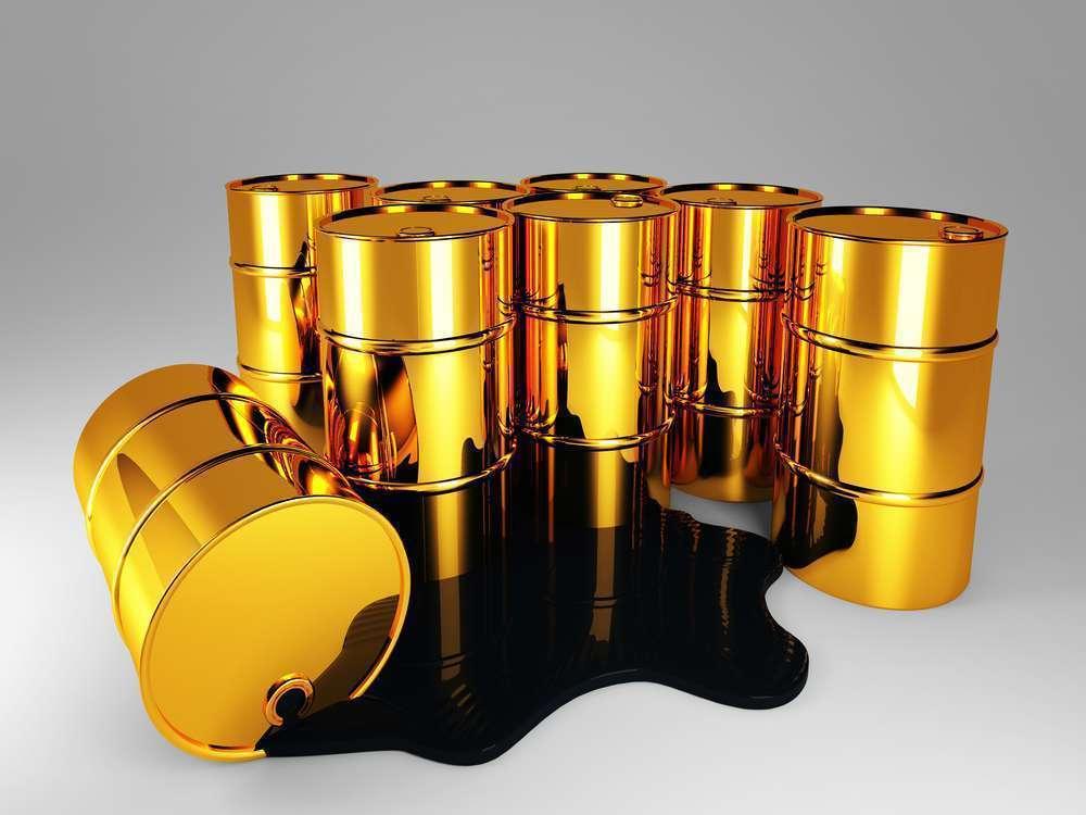 Нефть опять на высоте
