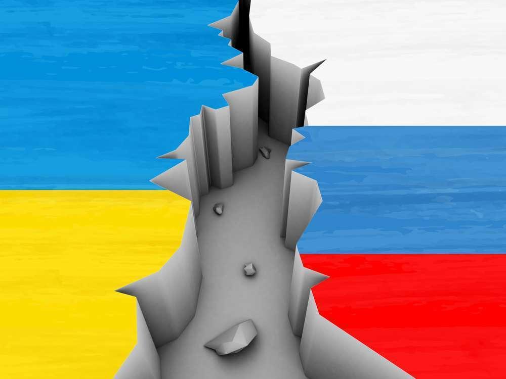 Украина не Россия или полный разрыв отношений