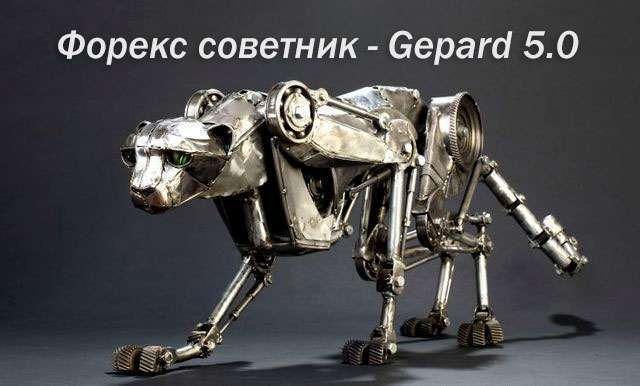Форекс советник - Gepard 5.0