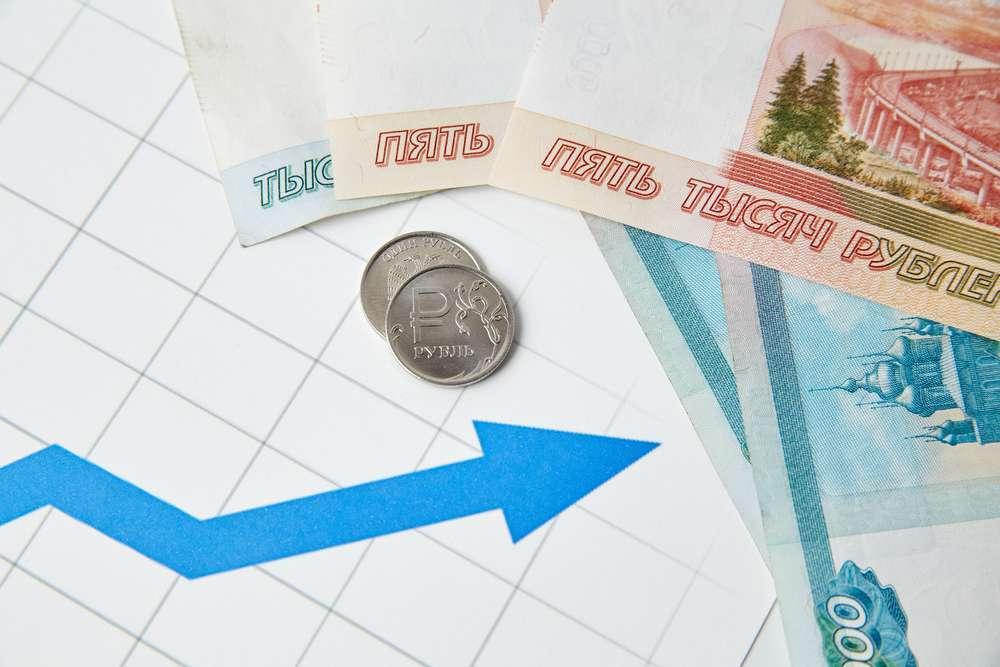 Начало торгов ознаменовалось небольшим ростом для рубля