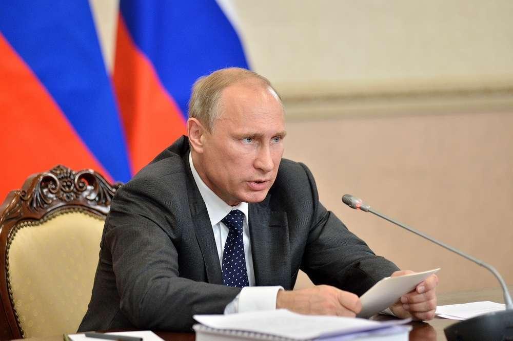 Новый старый президент: Владимир Путин идет на выборы
