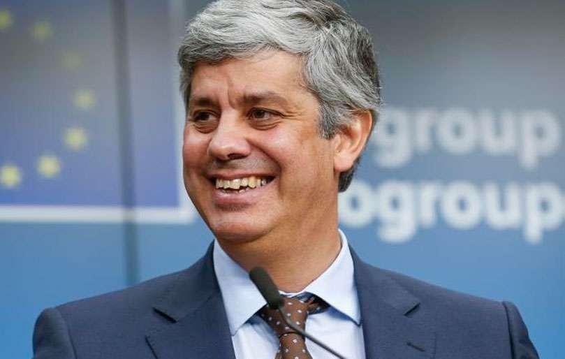 Новым председателем Еврогруппы стал министр финансов Португалии