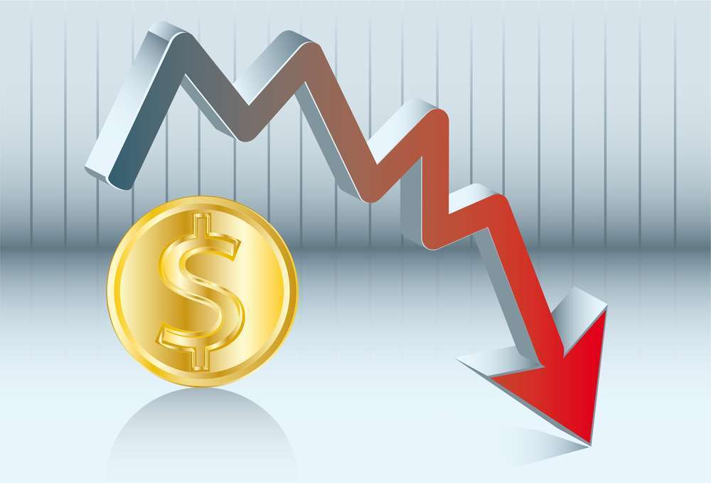 Перед выходом данных США доллар опустился до четырехмесячного минимума
