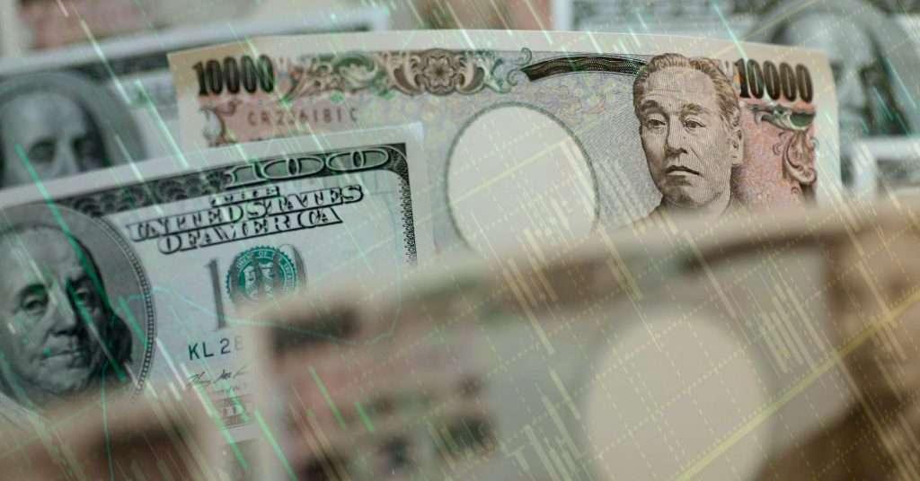 Иена с долларом обновляет максимум
