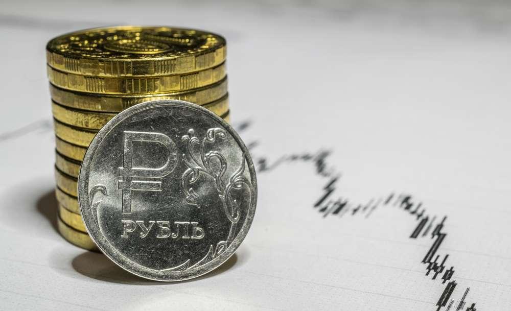 Минфин - курс на сдерживание рубля
