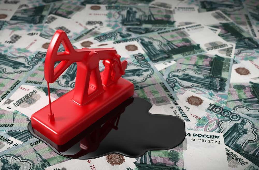 Рубль попал под давление