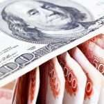 Доллар крепнет, рубль слабеет