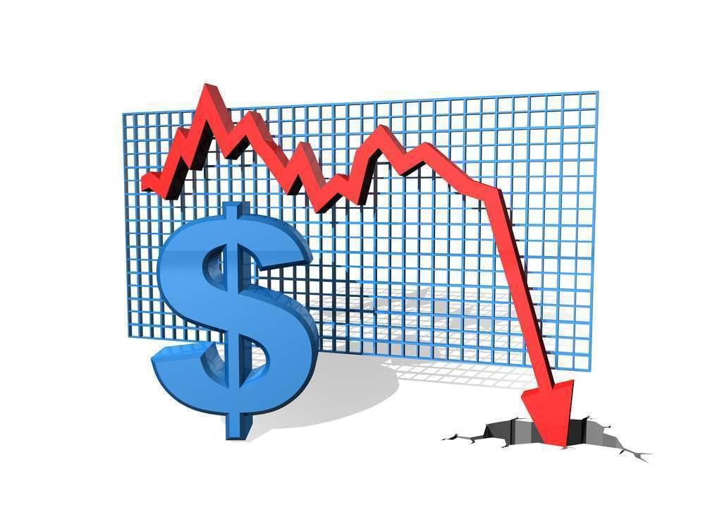 Хорошие новости обвалили доллар