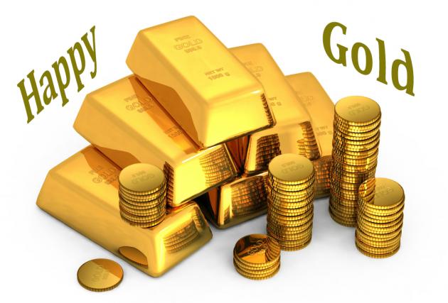 Прибыль и низкая просадка советника Happy Gold