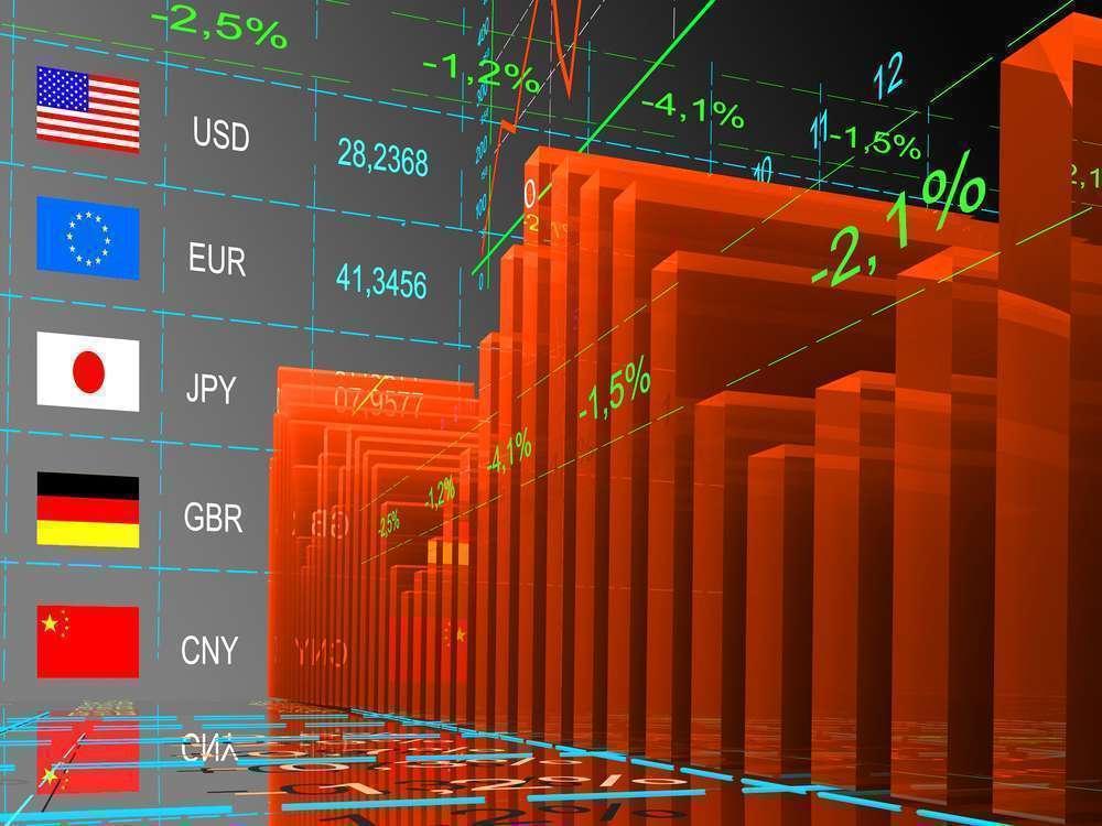 Праздник спекулянта на валютной бирже