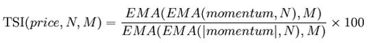 Формула расчета показателя
