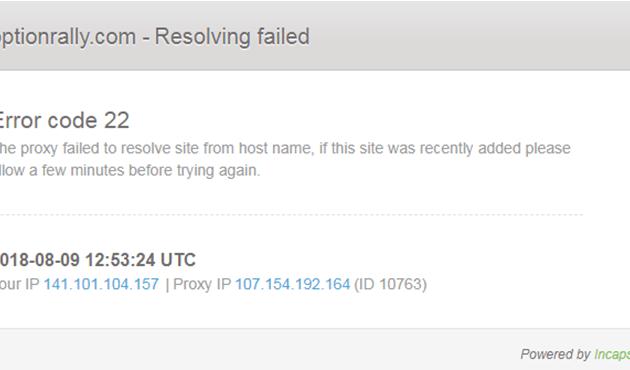 Именно такую табличку выдает проводник при попытке зайти на сайт. Сервер недоступен, попробуйте зайти попозже. Но будет ли это «попозже»?