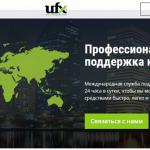 Обзор криптоброкера UFX