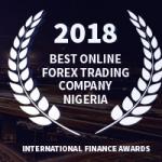 FXTM получает награду «Лучшая онлайн торговая компания Форекс — Нигерия»