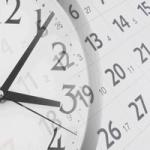 Расписание торговых часов на январь 2019 года
