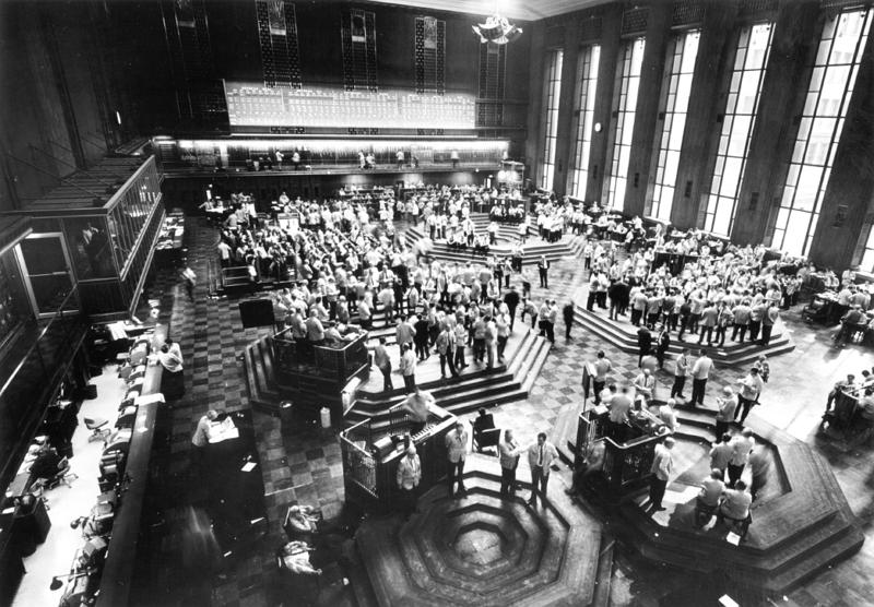 Черные дни американской биржи