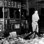 «Черные дни» в истории Американской фондовой биржи