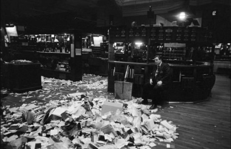 Черные дни американской биржи2
