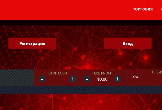 FXNet Trade - сайт