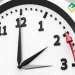 Изменение торговых часов в период с 29 октября по 4 ноября связи с переходом на зимнее время