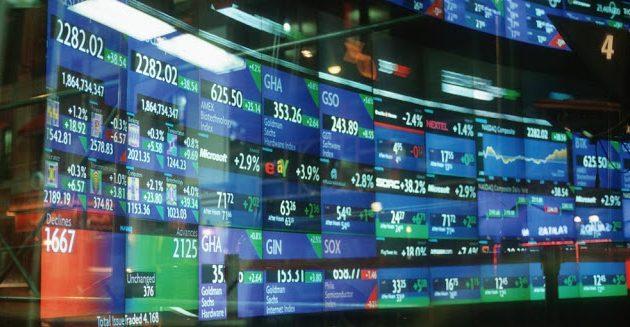 Текущее состояние фондовой биржи и коронавирус