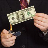 слить депозит и заработать