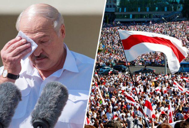 Протесты в Белоруссию и их влияние на форекс - новости политики