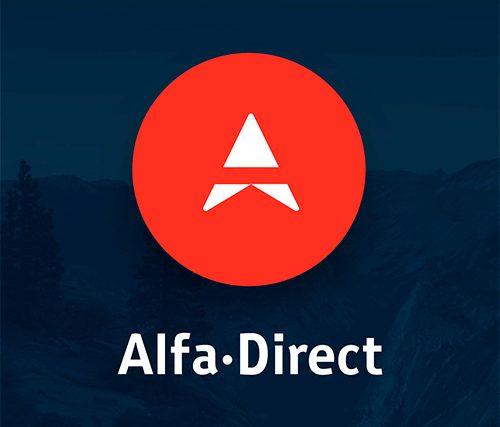 альфа директ