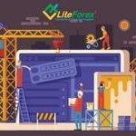 Технические работы на серверах LiteForex