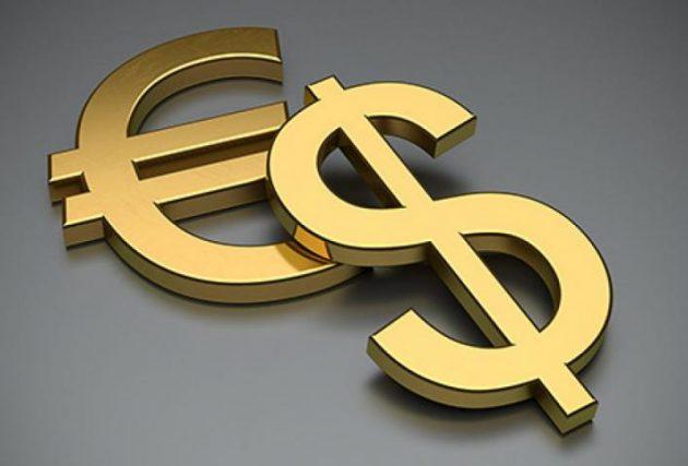 рекордный скачок евро и доллара