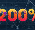 Бонус на депозит 200%