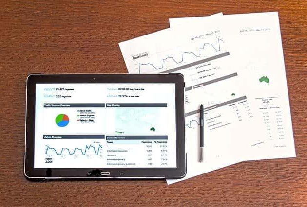 Торговая платформа Метатрейдер 4 - анализ котировок